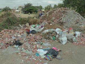 20 sancionados por arrojar basura