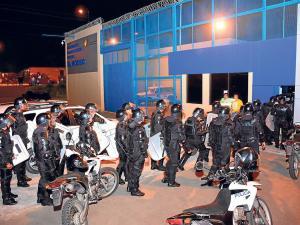 Más de 100 reos protagonizaron un amotinamiento en la cárcel El Rodeo