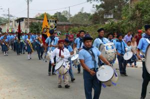 La parroquia La Unión celebró su vigésimo noveno aniversarios de vida política