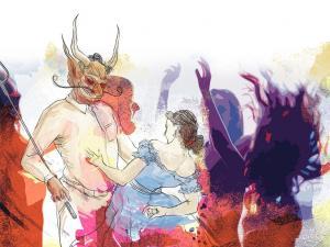El diablo en la discoteca