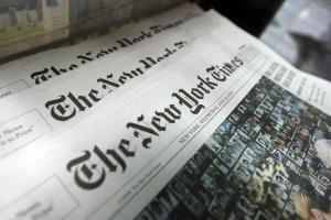 The New York Times suspende a un reportero estrella por conducta inapropiada