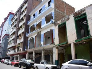 Piden apurar las demoliciones tras los recientes sismos