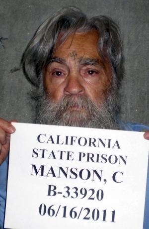 Muere Charles Manson el asesino más famoso de EEUU