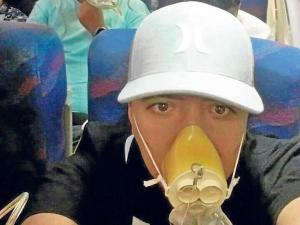 Avión venezolano hizo aterrizaje de emergencia