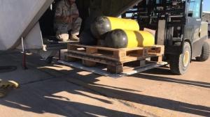 España envía equipamiento de rescate para el submarino argentino desaparecido