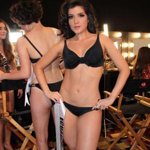 Daniela Cepeda, Miss Ecuador 2017, es blanco de críticas tras desfile en traje de baño
