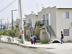 Auditoría para las casas en El Guabito