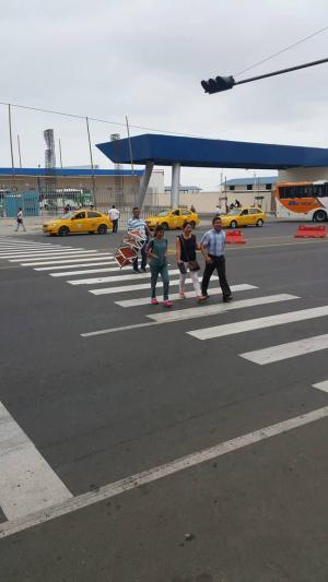 Semáforo peatonal se ubicará en otro extremo