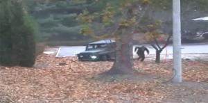 Vídeos muestran la dramática deserción de un soldado norcoreano a Corea del Sur
