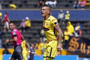 Jonatan Álvez, nominado a 'mejor jugador' de la Libertadores