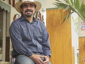 Wilman Ordóñez, un montuvIo del puerto