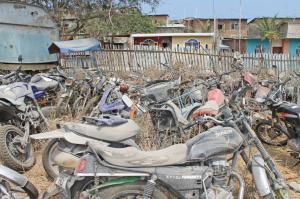 Roban una motocicleta en Jaramijó