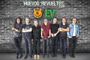 Hombres G y Enanitos Verdes llegan a Ecuador con 'Huevos revueltos'