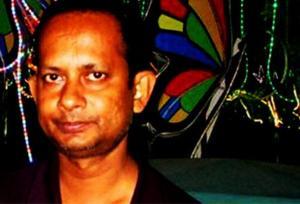 Diarios indios protestan con su editorial en blanco tras asesinato de periodista