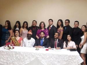 Club Rotaract Portoviejo del Valle posesionó su primera directiva