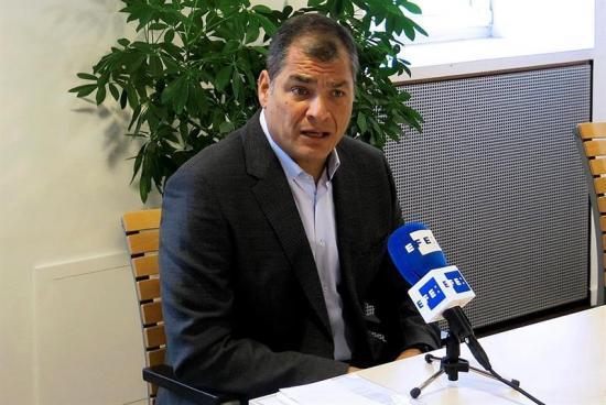 El regreso de Correa a Ecuador augura un choque de trenes sin precedentes