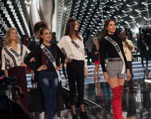 92 candidatas van por la corona del Miss Universo