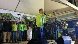 Correa mantiene encuentro con la militancia de Alianza PAIS en Chone