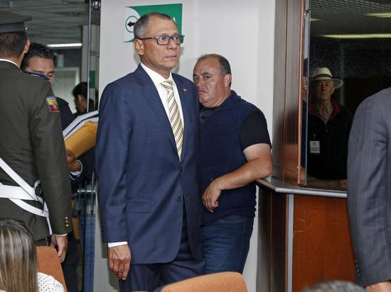 Correa podría ser testigo