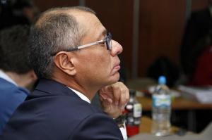 Concluye presentación de pruebas en juicio a Jorge Glas en el caso Odebrecht