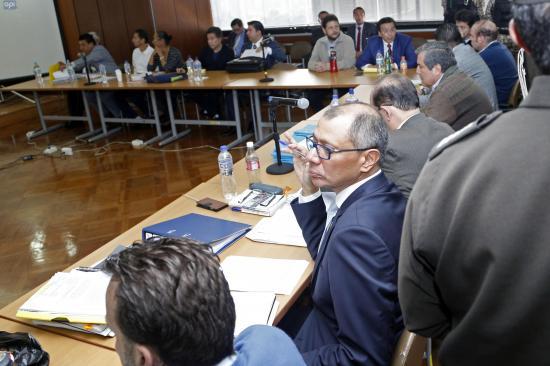Nueva pugna entre fiscal y abogado de Glas en caso Odebrecht en Ecuador