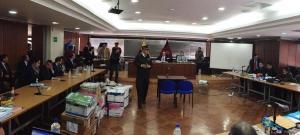 Se desarrolla noveno día de audiencia en caso Odebrecht