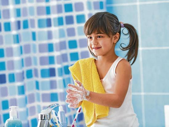 Los beneficios de tener buena higiene