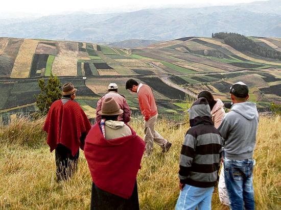 Cacha difunde una ruta milenaria a turistas