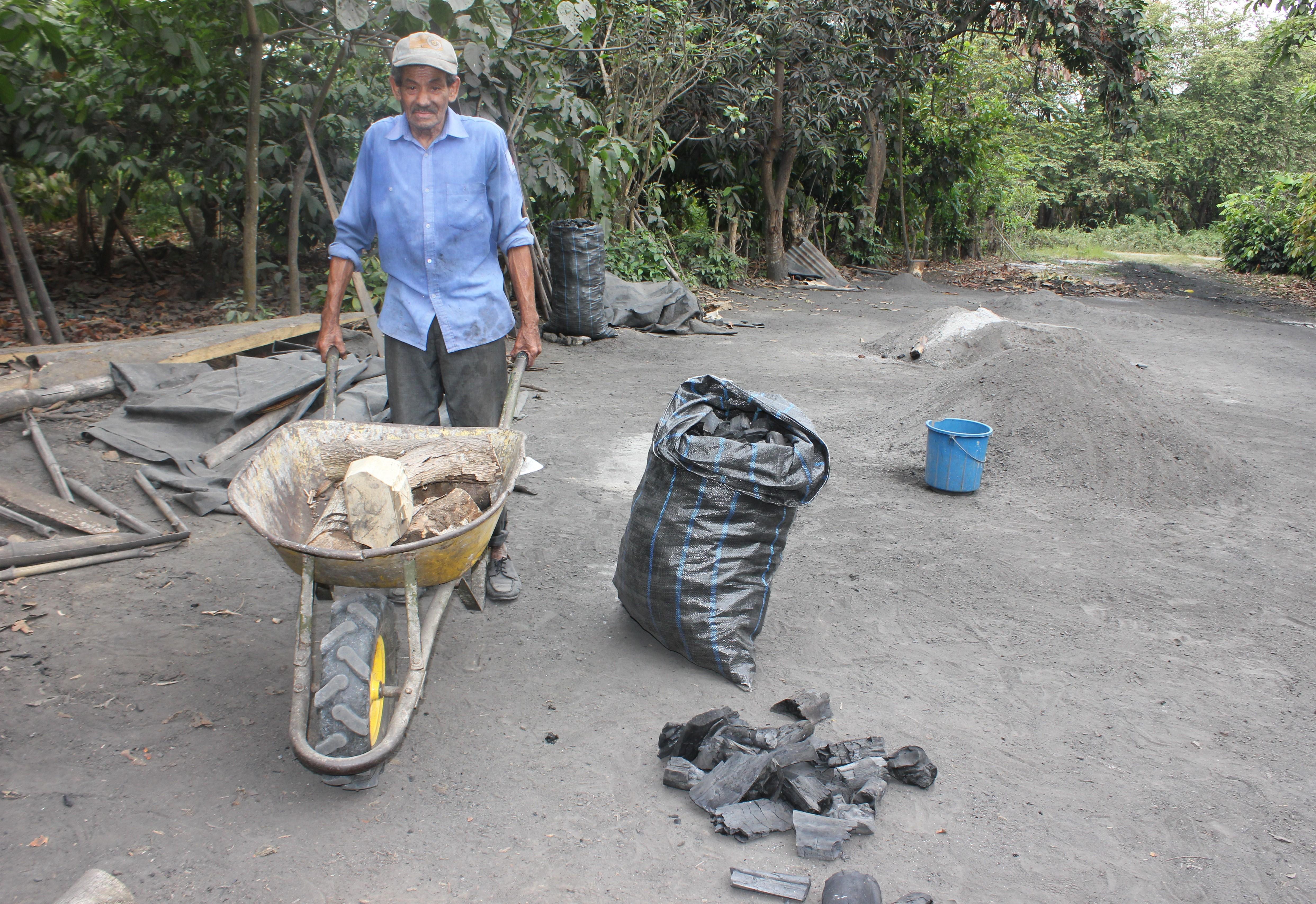 El oficio del carbón