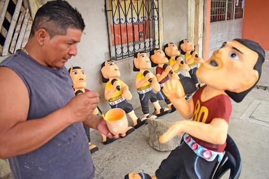 """""""El Brayan"""" es el monigote más popular este 2017"""