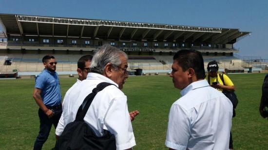 Delfín sí podrá jugar la final del Campeonato Nacional en el estadio Jocay