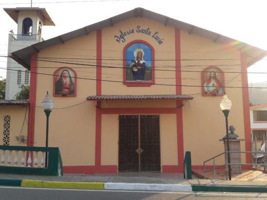 Alhajuela y Chirijos celebran las fiestas de su patrona Santa Lucía