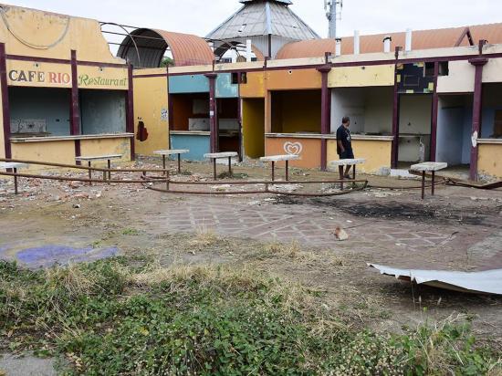 Bahía Río está en la lista de demoliciones