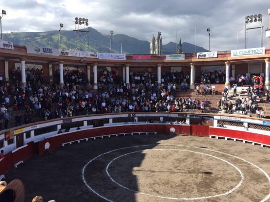 Taurinos piden en Quito la vuelta de la feria 'Jesús del Gran Poder'