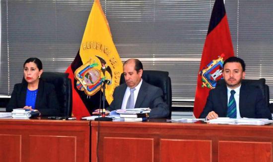 Fiscalía de Ecuador pedirá una reparación integral en caso Odebrecht