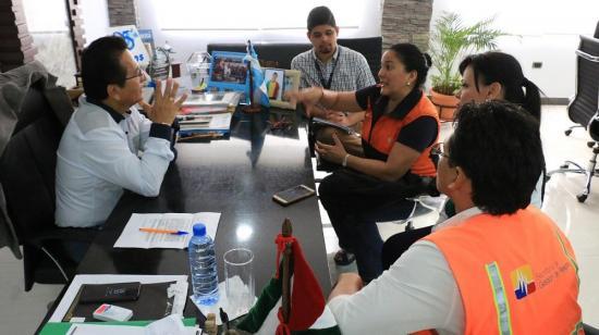 Secretaría de Riesgos y Municipio realizarán simulacro en Manta