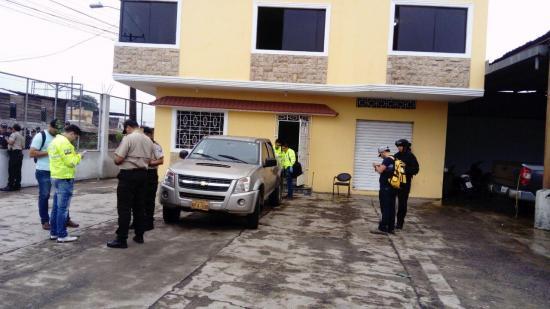Diez policías y un comisario detenidos por presunta delincuencia organizada en Ventanas