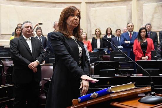 Tribunal argentino pide prisión preventiva para la expresidenta Cristina Fernández