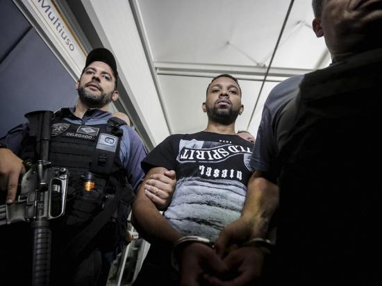 Cae el narco de Las Favelas