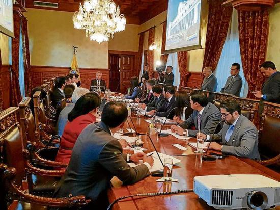 Comité empresarial  pide al Ejecutivo vetar la Ley de Reactivación