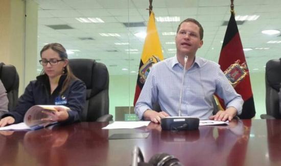 Encuentran cuerpo de trabajador desaparecido tras alud en el sur de Quito
