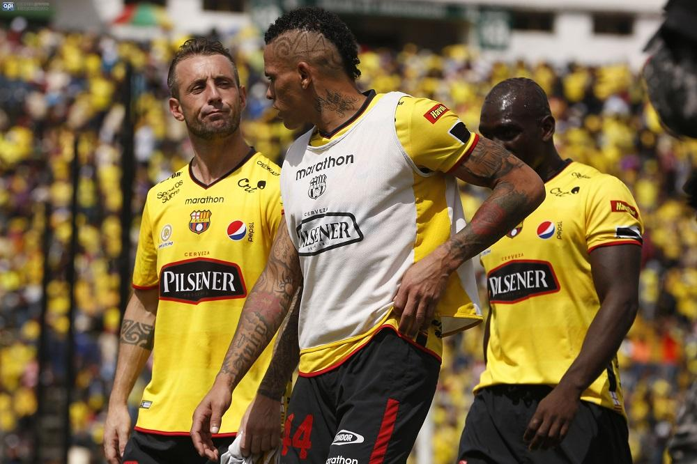 Barcelona SC, Independiente y Macará se disputan dos billetes a Libertadores 2018