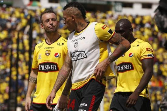 Barcelona SC, Independiente y Macará se disputan dos billetes a Libertadores 2018