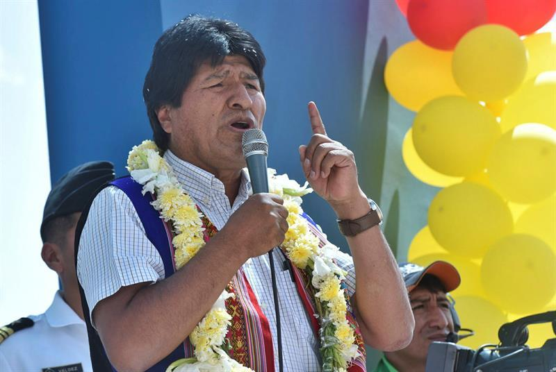 Polémica en Bolivia por fallo constitucional que habilita nueva candidatura de Evo Morales
