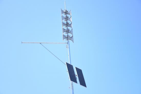 Nueve alarmas del Sistema de Alerta Temprana sonarán durante el simulacro en Manta