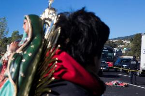 Once devotos de la Virgen de Guadalupe mueren en un accidente de tránsito en México