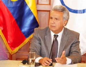 El presidente Moreno no tolerará 'tomadura de pelo' en juicio contra Glas