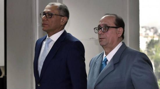 Abogado de Jorge Glas dice que apelará la decisión y pedirá suspensión de la condena