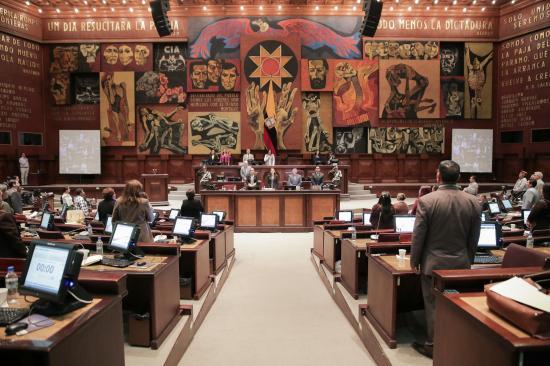 Asamblea analizará juicio político contra vicepresidente Glas