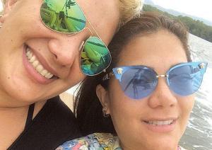 'La China' Suárez pone fin a su unión de hecho con Olga María Aucar